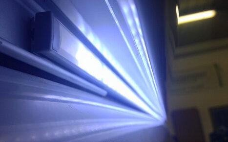 Striscia a LED sotto veranda Axel Camper